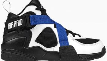 Nike Air Raid Black/White-Game Royal