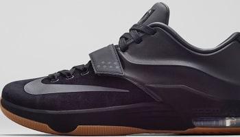 Nike KD VII EXT Suede QS Black/Black