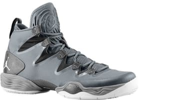 Air Jordan XX8 SE Dark Grey/White-Black-Cool Grey