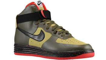 Nike Lunar Force 1 NS Hi Premium Parachute Gold/Black