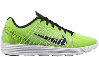 Nike Lunaracer+ 3 Women's Electric Green/Black-White-Metallic Silver