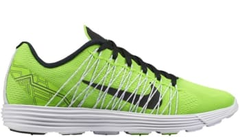 Nike Lunaracer+ 3 Women's Electric Green/Black-White-Metallic Silver