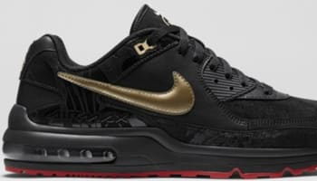 wholesale dealer 591cb 2a8be Nike Air Max Wright 3 LE N7 Black University Red-Dark Turquoise-University