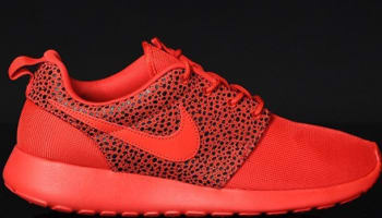 Nike Roshe Run Premium Challenge Red/Black