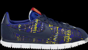 Nike Cortez NM Premium YOTH QS Obsidian/Obsidian-Deep Royal Blue-Summit White