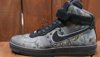 Nike Air Force 1 High Downtown NRG Newsprint/Black