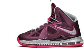 Nike LeBron X+ Sport Pack Crown Jewel
