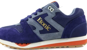 Etonic Trans Am Navy/Grey-Orange