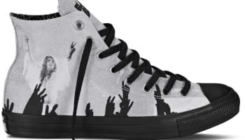 Converse Chuck Taylor All Star Hi White/Multi-Color