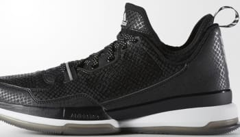adidas D Lillard 1 Core Black/Running White