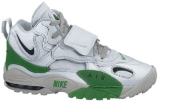 Nike Air Max Speed Turf Metallic Silver/Black-Pine Green-Metallic Silver
