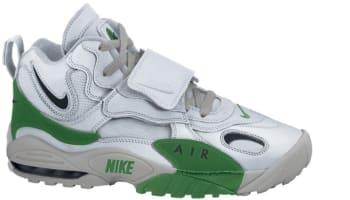 Nike Air Max Speed Turf Metallic Silver/Black-Pine Green-Metallic Silver