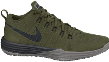 Nike Lunar TR1 AMP Rough Green/Light Ash-Black