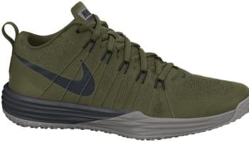Nike Lunar TR1 AMP Rough Green/Light Ash-Black