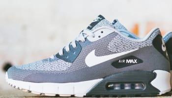Nike Air Max '90 JCRD Wolf Grey/White-Pure Platinum-Anthracite