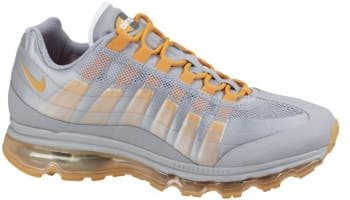 Nike Air Max '95+ BB Wolf Grey/Vivid Orange-Neutral Grey