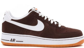 Nike Air Force 1 Low Baroque Brown/White-Gum Medium Brown