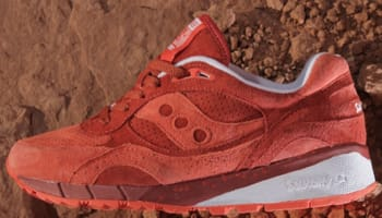 Saucony Shadow 6000 Red/Red