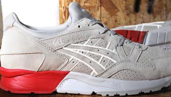 Asics Gel-Lyte V Grey/White-Red