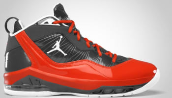 Jordan Melo M8 Anthracite/White-Team Orange