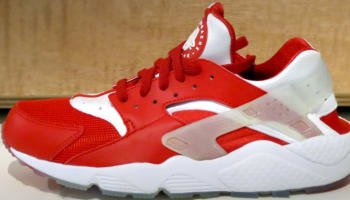 Nike Air Huarache Premium University Red/White