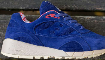 Saucony Shadow 6000 Navy/Beige