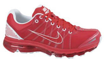 Nike Air Max+ 2009 Action Red/Action Red