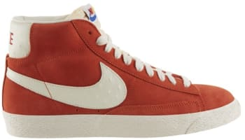 Nike Blazer Mid Premium VNTG QS Team Orange/Sail