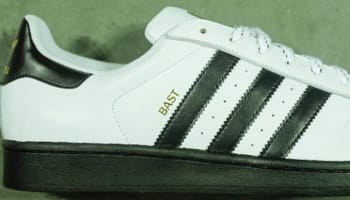 adidas Superstar Running White/Core Black