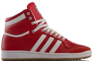 adidas Originals Top Ten Hi Collegiate Red/Running White