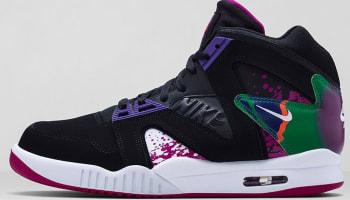 Nike Air Tech Challenge Hybrid Black/Rave Pink-Varsity Purple-White