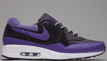 Nike Air Max Light Black/Varsity Purple