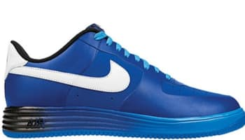 Nike Lunar Force 1 Low NS Premium Game Royal/White
