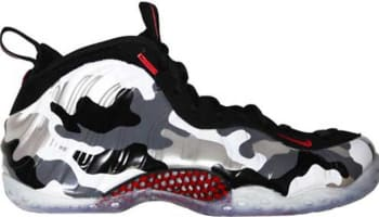 Nike Air Foamposite One Premium Fighter Jet