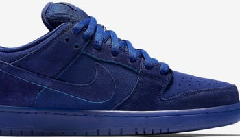 Nike Dunk Low Premium SB Deep Royal Blue
