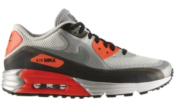 Nike Air Max Lunar90 C3.0 White/Cool Grey-Black-Infrared