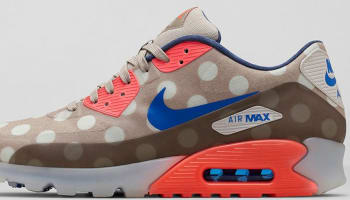 Nike Air Max '90 Ice City Classic Stone/Hyper Cobalt-Hyper Punch