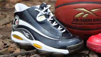 Reebok Answer I Navy/Gold-White