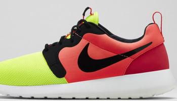 Nike Roshe Run HYP Premium Volt/Black-Hyper Punch