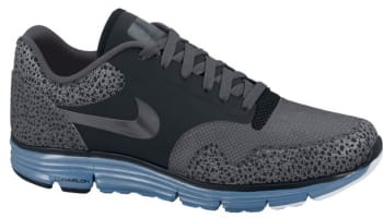 Nike Lunar Safari Fuse+ Black/Anthracite-Dark Grey-Dynamic Blue