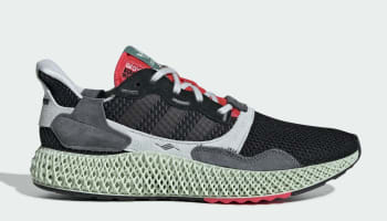 Adidas ZX4000 4D Core Black/Clear Onix-Core Black