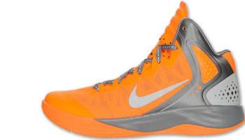 Nike Zoom Hyperenforcer PE Total Orange/Metallic Silver-Cool Grey