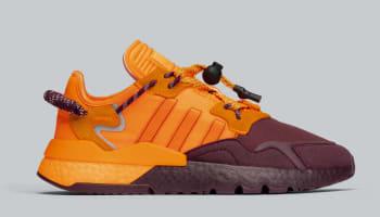 Ivy Park x Adidas Nite Jogger Maroon/Solar Orange/Solar Orange