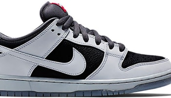 Nike Dunk Low Premium SB Wolf Grey/Wolf Grey-Black-Challenge Red