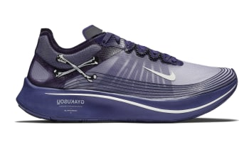 Undercover Gyakusou x Nike Zoom Fly SP Ink/Sail-Dark Grey-Black