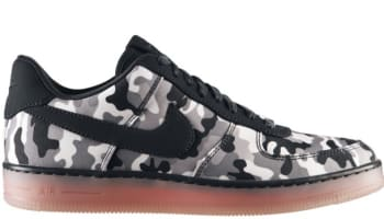 Nike Air Force 1 Low Downtown Leather QS White/Cool Grey-Anthracite