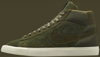 Nike Blazer Hi SP Medium Olive/Medium Olive-Copper Flash