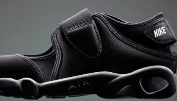 Nike Air Rift MTR SP Black/Black-Cement Grey