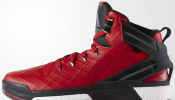 adidas D Rose 6 Boost Scarlet/Black