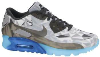 Nike Air Max '90 Ice Wolf Grey/White-Anthracite-Black